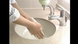 正しい手洗いの方法 ~インフルエンザにかからないために~